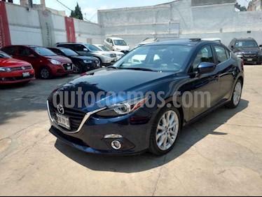 Foto venta Auto usado Mazda 3 Hatchback s Grand Touring Aut (2015) color Azul precio $229,000