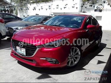 Mazda 3 Hatchback s Grand Touring Aut usado (2018) color Rojo precio $315,000