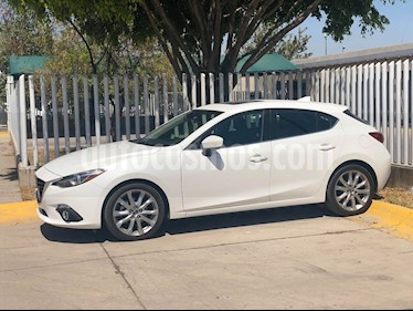 Mazda 3 Hatchback s Grand Touring Aut usado (2016) color Blanco precio $235,000