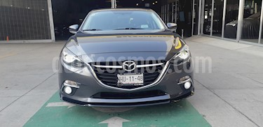 Foto venta Auto usado Mazda 3 Hatchback s Grand Touring Aut (2015) color Gris Meteoro precio $245,000