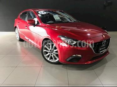 Foto Mazda 3 Hatchback s Grand Touring Aut usado (2014) color Rojo precio $180,000