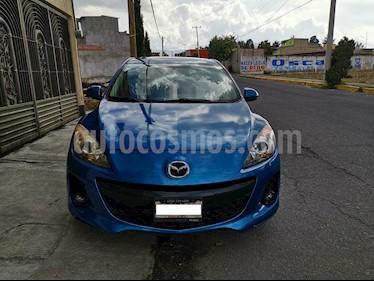 Mazda 3 Hatchback s Sport Aut usado (2012) color Azul precio $142,000