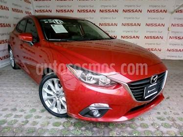 Foto venta Auto Seminuevo Mazda 3 Hatchback s Sport Aut (2016) color Rojo Burdeos precio $250,000