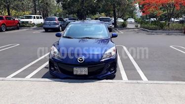 Mazda 3 Hatchback s Sport usado (2012) color Azul precio $135,000