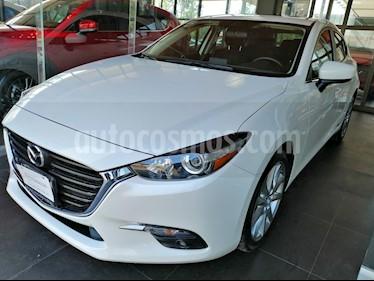 Foto venta Auto usado Mazda 3 Hatchback s Sport (2018) color Blanco Perla precio $307,000