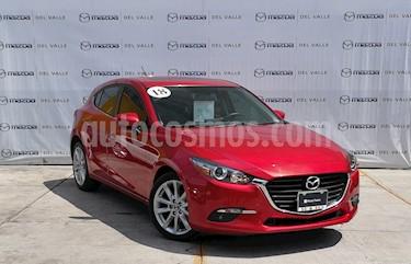 foto Mazda 3 Hatchback s usado (2018) color Rojo precio $280,000