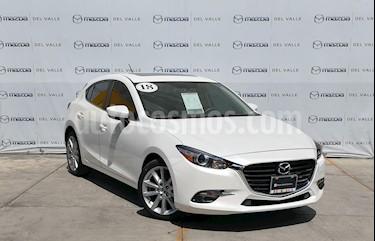 Foto Mazda 3 Hatchback s usado (2018) color Blanco Perla precio $295,000
