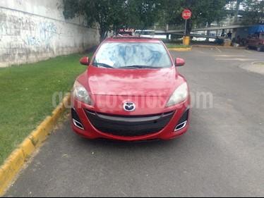 Mazda 3 Hatchback s usado (2010) color Rojo Fugaz precio $100,000