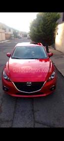 Mazda 3 Hatchback s usado (2016) color Rojo precio $230,000