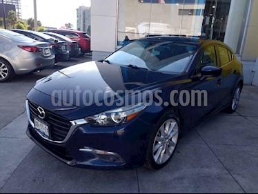 Foto venta Auto usado Mazda 3 Hatchback s (2017) color Azul precio $237,000