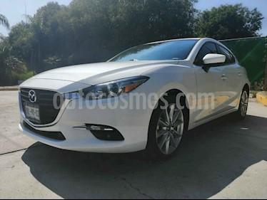 Foto Mazda 3 Hatchback s usado (2018) color Blanco precio $277,000