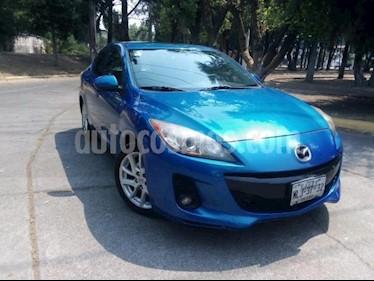 Foto venta Auto usado Mazda 3 Hatchback s (2012) color Azul precio $124,000