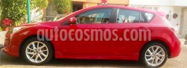 Mazda 3 Hatchback s  usado (2013) color Rojo precio $165,000