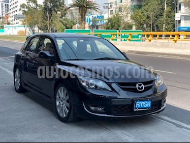 Foto venta Auto Seminuevo Mazda 3 Hatchback Speed (2009) color Negro precio $148,000