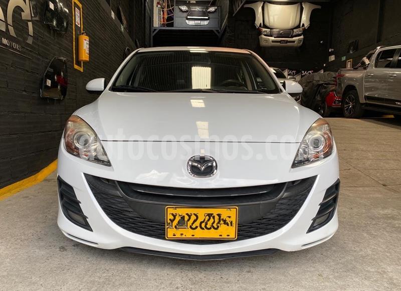 Mazda 3 Sedan 2.5L Grand Touring Aut  C.Blanco usado (2012) color Blanco precio $31.900.000