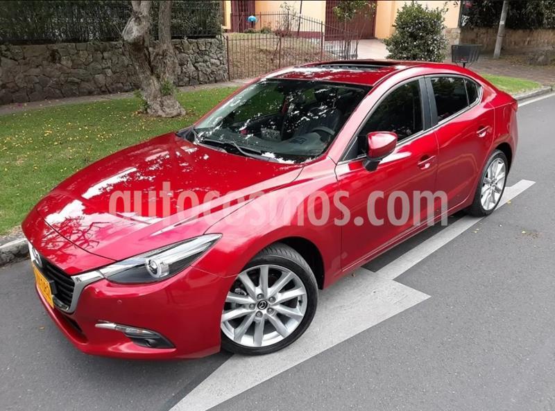 Mazda 3 Sedan 2.5L Grand Touring Aut    usado (2020) color Rojo precio $76.900.000