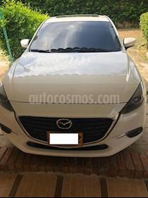 Mazda 3 Sedan 2.0L Touring Aut  usado (2018) color Blanco precio $50.000.000