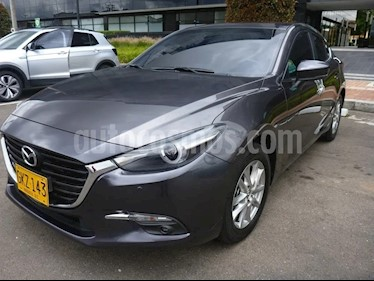 Mazda 3 Sedan 2.0L Touring Aut  usado (2020) color Negro precio $64.000.000