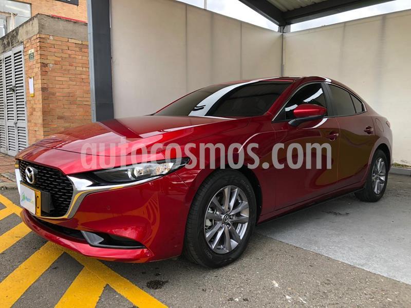 Mazda 3 Sedan 2.0L Touring Aut  usado (2020) color Rojo precio $72.989.999