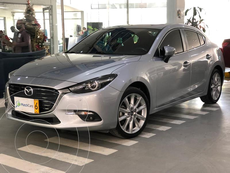 Mazda 3 Sedan 2.5L Grand Touring Aut    usado (2018) color Plata precio $61.990.000