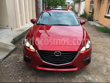 Foto Mazda 3 Sedan i 2.0L Touring Aut usado (2016) color Rojo precio $213,000