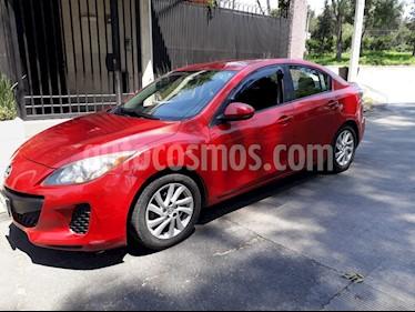 Mazda 3 Sedan i 2.0L Touring Aut usado (2012) color Rojo Vivo precio $112,000