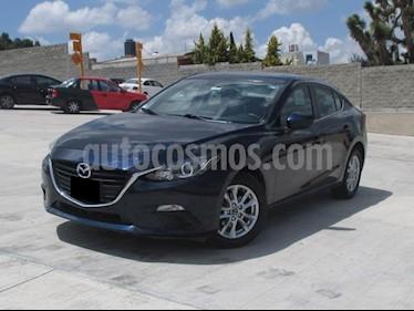 Foto venta Auto usado Mazda 3 Sedan i 2.0L Touring Aut (2016) color Azul Electrico precio $240,000