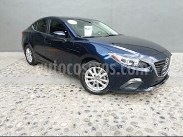 Foto venta Auto usado Mazda 3 Sedan i 2.0L Touring Aut (2016) color Azul precio $230,000
