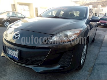 Foto venta Auto usado Mazda 3 Sedan i 2.0L Touring Aut (2013) color Gris Oscuro precio $135,500