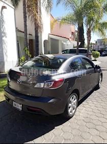 Foto venta Auto usado Mazda 3 Sedan i 2.0L Touring Aut (2011) color Gris Oscuro precio $117,000