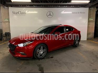 Foto venta Auto usado Mazda 3 Sedan i 2.0L Touring Aut (2017) color Rojo precio $249,000