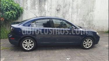Mazda 3 Sedan i 2.0L Touring Aut usado (2008) color Azul precio $87,000