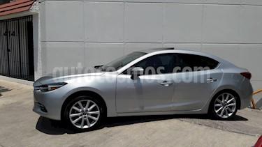 Foto venta Auto usado Mazda 3 Sedan i 2.0L Touring Aut (2017) color Gris precio $269,000