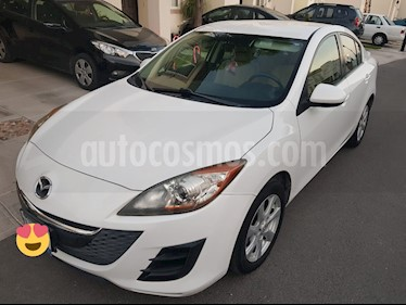 Foto venta Auto usado Mazda 3 Sedan i 2.0L Touring Aut (2010) color Blanco precio $115,700
