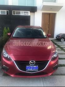 Mazda 3 Sedan i 2.0L Touring Aut usado (2016) color Rojo precio $219,000