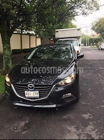 Mazda 3 Sedan i 2.0L Touring Aut usado (2015) color Negro precio $195,000
