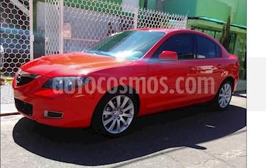 Foto Mazda 3 Sedan i 2.0L Touring Aut usado (2008) color Rojo precio $110,000