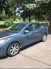 Mazda 3 Sedan i 2.0L Touring Aut usado (2011) color Azul Metalizado precio $115,000