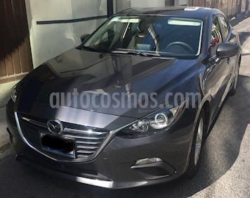 Mazda 3 Sedan i 2.0L Touring Aut usado (2016) color Gris Oscuro precio $225,000