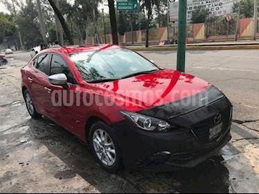 Mazda 3 Sedan i 2.0L Touring Aut usado (2015) color Rojo precio $200,000