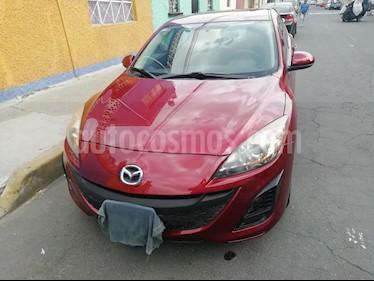 Foto venta Auto usado Mazda 3 Sedan i 2.0L Touring Aut (2010) color Rojo precio $110,000