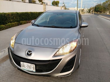 Foto venta Auto usado Mazda 3 Sedan i 2.0L Touring Aut (2011) color Gris Oscuro precio $109,500