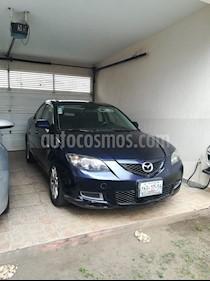 Foto venta Auto Seminuevo Mazda 3 Sedan i 2.0L Touring Aut (2008) color Azul Metalizado precio $85,000