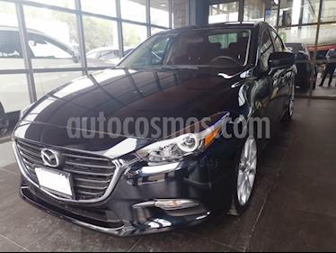 Foto venta Auto usado Mazda 3 Sedan i Aut (2017) color Negro precio $230,000