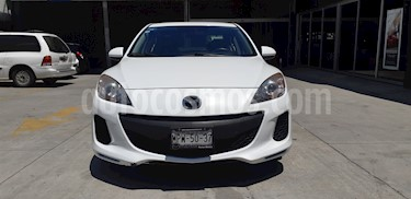 foto Mazda 3 Sedan i Aut usado (2013) color Blanco Cristal precio $129,900