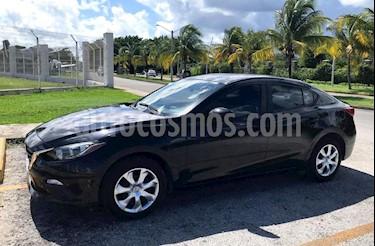 Mazda 3 Sedan i Aut usado (2016) color Negro precio $198,000