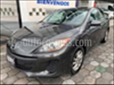 Mazda 3 Sedan i Aut usado (2012) color Gris precio $119,500