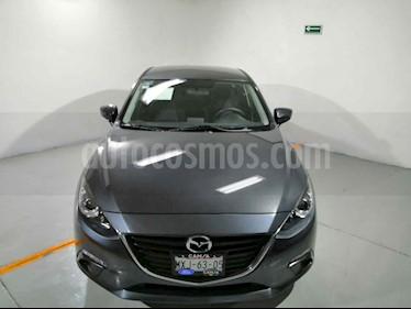 Mazda 3 Sedan i Aut usado (2016) color Gris precio $199,900