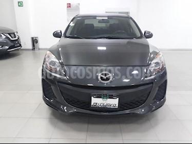 Foto venta Auto usado Mazda 3 Sedan i Aut (2012) color Gris precio $129,999
