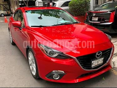 Mazda 3 Sedan i Grand Touring Aut usado (2015) color Rojo precio $238,000